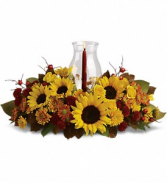Sunflower Centerpiece - 170 Fall arrangement