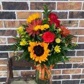 Sunflower Daydreams Floral Design