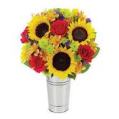 Sunflower Delight Bouquet