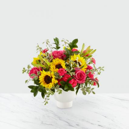 Sunflower Dreams arrangement