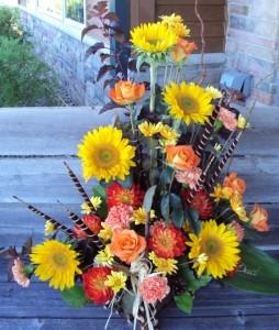 Sunflower Fall P2P Exculsive Design