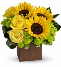 Sunflower Fantasy - 545 Flower arrangement