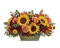 Sunflower Farm Centerpiece Centerpiece