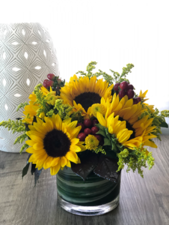 Sunny Sunflowers  Arrangement