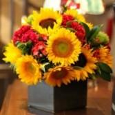 Sunflower Fiesta Arrangement
