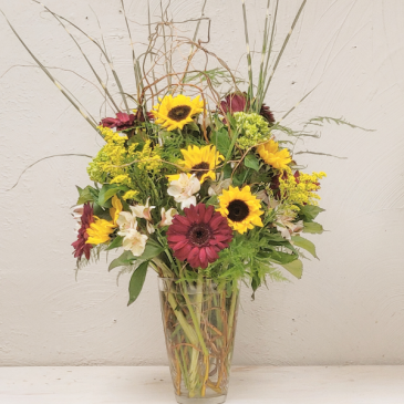 Sunflower Garden Custom