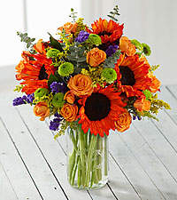 Sunflower Love  in Fair Lawn, NJ | DIETCH'S FLORIST