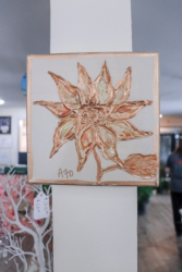 Sunflower Painting Gift Item