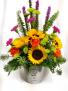 SUNFLOWER POWER!  Flower Arrangement