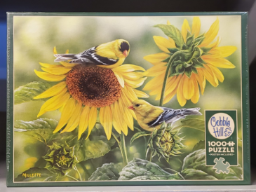 Sunflower Puzzle Giftware