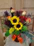 Sunflower Sunset T&V Original