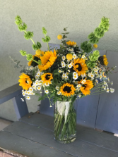 Sunflower Suprise Floral Design in Santaquin, Utah | ALL IN BLOOM