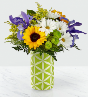 Sunflower Sweetness  in Saint Paul, MN | CENTURY FLORAL & GIFTS