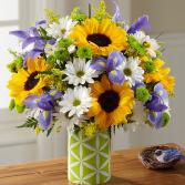 Sunflower Sweetness Arrangement