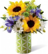 Sunflower Sweetness Bouquet