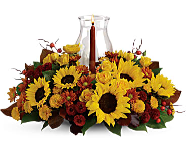 Sunflower TF Centerpiece