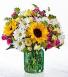 Sunflower Vintage Sunflower arrangement