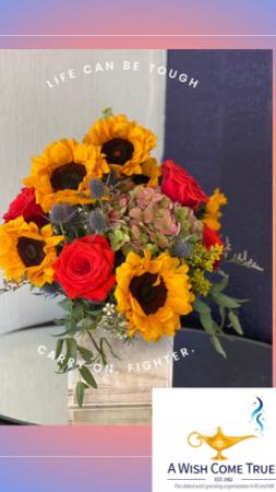 Sunflower Wishes  in Pawtucket, RI | THE FLOWER SHOPPE
