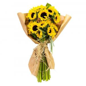 Sunflowers Bouquet   in Coral Gables, FL | FLOWERS AT THE GABLES
