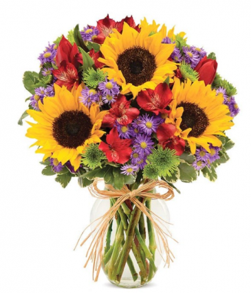 Sunflowers European Love