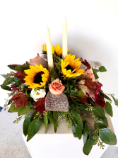 Sunflowers For Fall  Fall Flowers