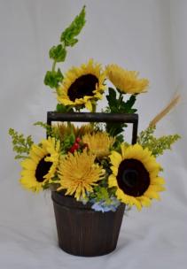 Wishing You Sunshine Novelty Container