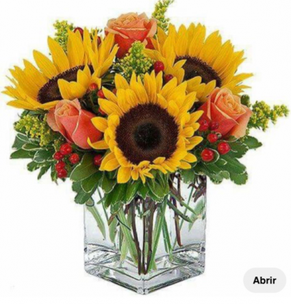 SUNFLOWERS LOVE SPECIAL ORDEN