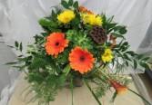 Sunflowers Rising Hand held bouquet