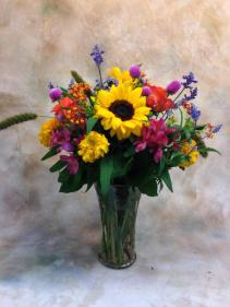 Sunflowery