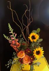 Sun Harvest Floral Arrangment