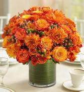 sunlight bouquet fall arrangement