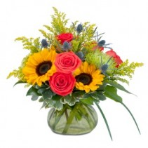 Burnt hills florist burnt hills ny flower shop the country florist sunlit bounty mightylinksfo