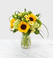 Sunlit Days - 197 Vase arrangement