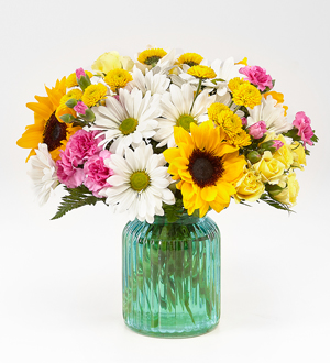 Sunlit Meadows - 006 Vase Arrangement