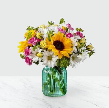 Sunlit Meadows Bouquet - Deluxe