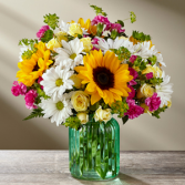 SUNLIT MEADOWS BOUQUET SPRING