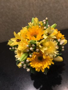 Sunlit Special Vase Arrangement