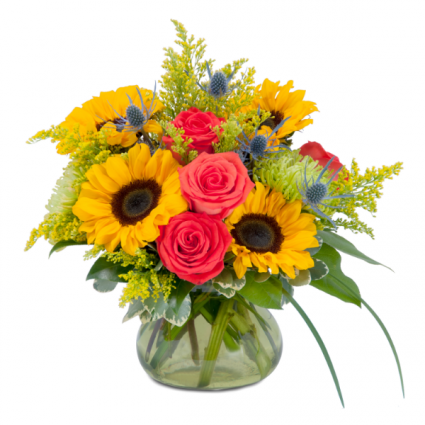 Sunlit Splendor Arrangement