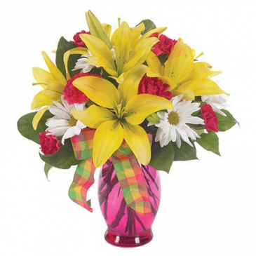 Sunny Celebration - 209 Vase Arrangement