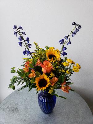 Sunny Day  in La Grande, OR | FITZGERALD FLOWERS