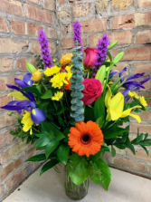 Sunny Day  in Chicago, Illinois | STEUBER FLORIST & GREENHOUSES