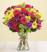Sunny Day Bouquet Floral Arrangement