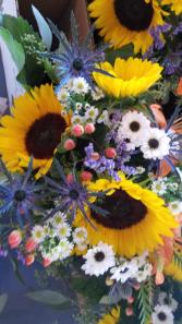 Sunny Day Bouquet Wedding