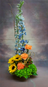 Sunny day in the park Arrangement