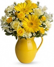 Sunny Day Pitcher of Cheer