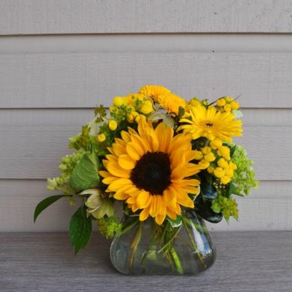 Sunny Day Vase