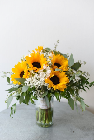 Sunny Days Bridal Bouquet