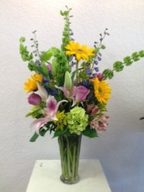 Sunny Days Fresh Arrangement
