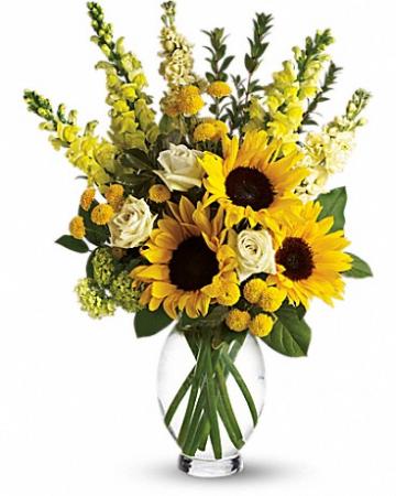 Sunflower Burst fresh flowers