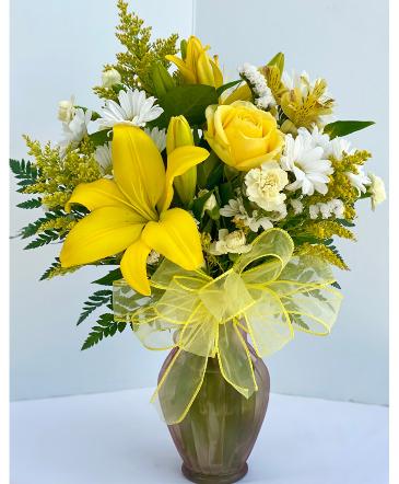 Sunny Days Powell Florist Featured Arrangement